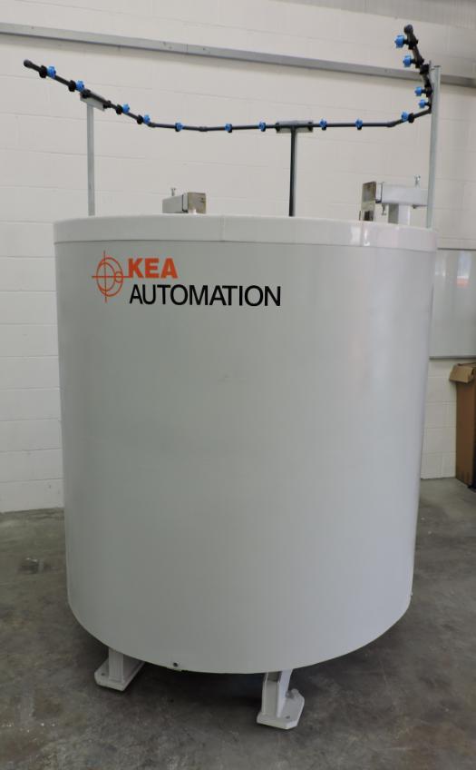 KEA slurry tank 1